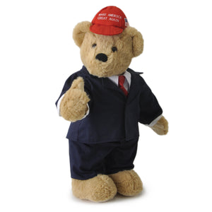 The Cuddly Conservative Deplorabear Has An Amazing Personality!