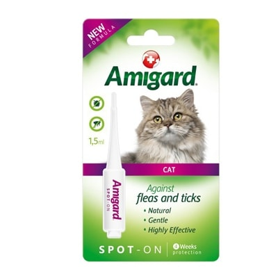 AMIGARD - Spot On Cat