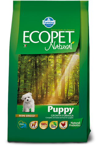 ECOPET - Natural Puppy Mini
