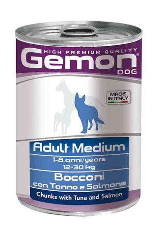 GEMON - Can Medium Tuna & Salmon