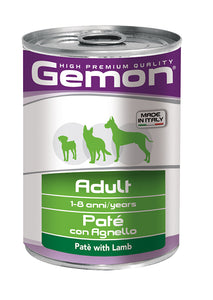 GEMON - Pate Can Lamb