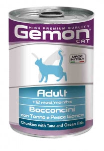 GEMON CAT - Can Tuna & Ocean Fish