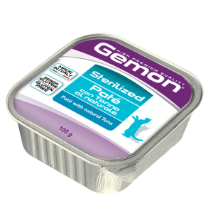 GEMON CAT - Pate Sterilized Tuna