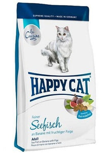 HAPPY CAT - La Cuisine Adult Sea Fish