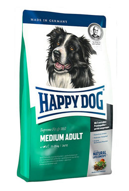 HAPPY DOG - Fit & Well Medium Adult