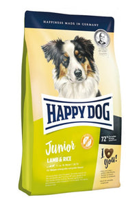HAPPY DOG - Junior Lamb & Rice