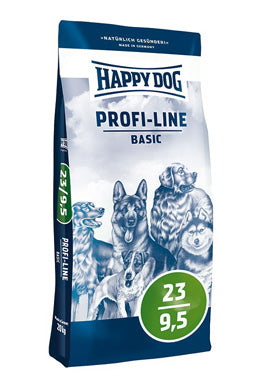 HAPPY DOG - Profi Line Basic 23/9.5