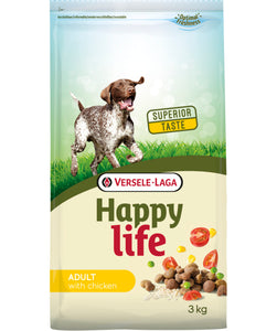 HAPPY LIFE - Adult Chicken