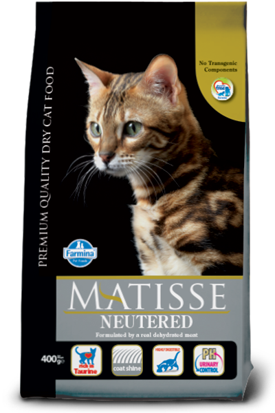 MATISSE - Adult Neutered Chicken & Rice