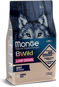 MONGE BWild low grain guska