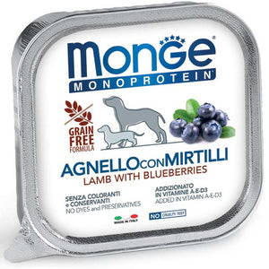 Monge - Pate Fruit Lamb & Blueberries