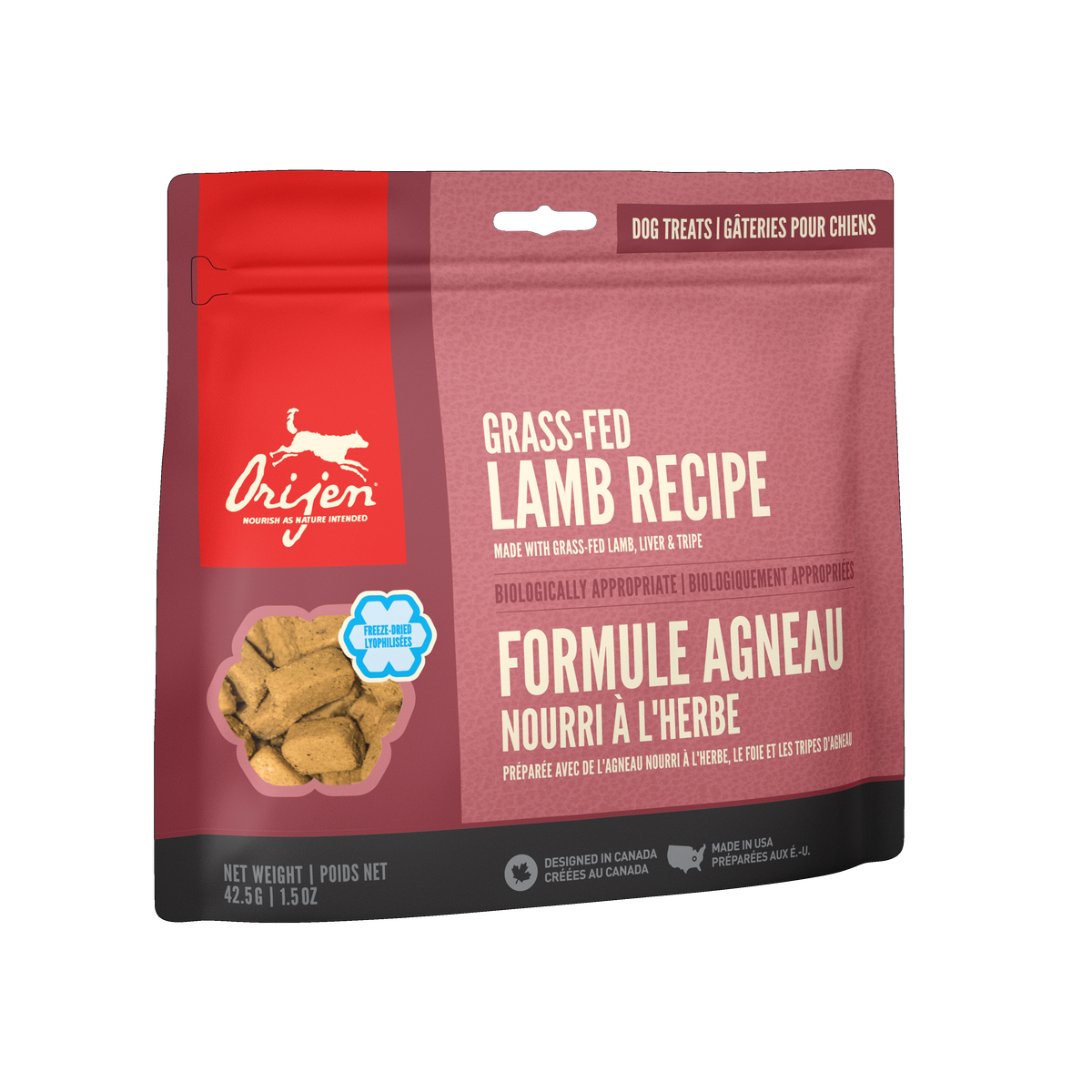 ORIJEN - DOG TREATS | Grass Fed Lamb