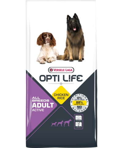 OPTI LIFE - Adult Active All Breeds