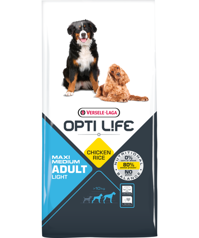 OPTI LIFE - Adult Light Medium & Maxi