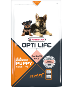 OPTI LIFE - Puppy Sensitive All Breeds