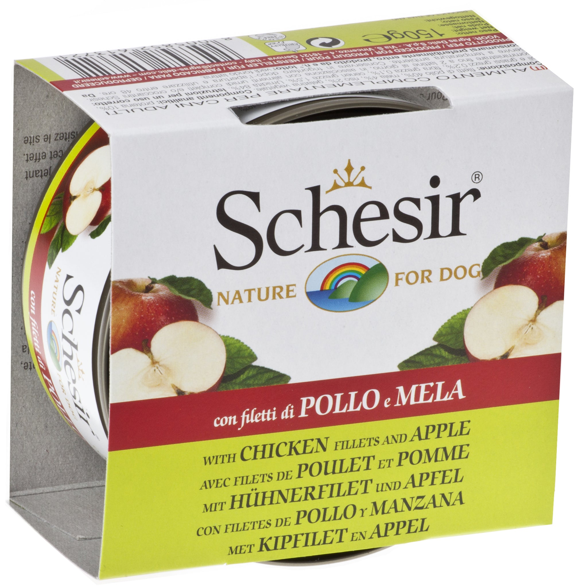 SCHESIR - Fruit Apple