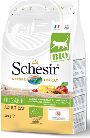 SCHESIR CAT - Bio Organic Chicken