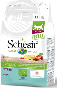 SCHESIR CAT  - Bio Organic Kitten Chicken