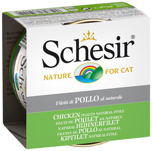 SCHESIR CAT - Classic Chicken Natural