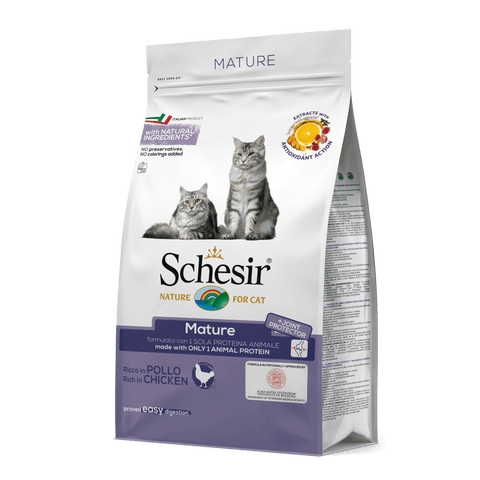 SCHESIR CAT - Mature Chicken
