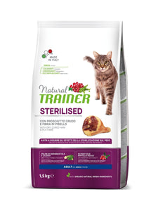 TRAINER CAT - Adult Sterilised Dry-cured Ham