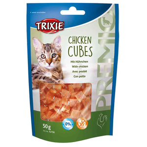 TRIXIE - Premio Chicken Cubes
