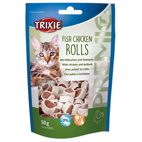 TRIXIE - Premio Chicken Rolls