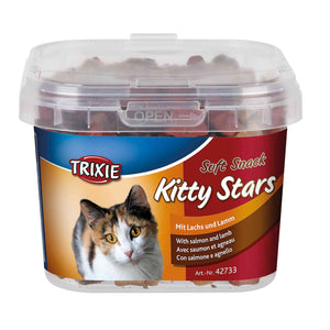 TRIXIE - Soft Snack Kitty Star