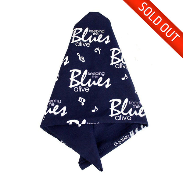 Keeping the Blues Alive Bandana