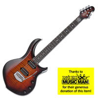 Majesty 6-String Guitar hand-signed by Joe Bonamassa!