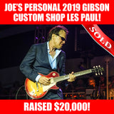 ONE-OF-A-KIND 2019 Gibson Custom Shop Les Paul Guitar from Joe's Collection