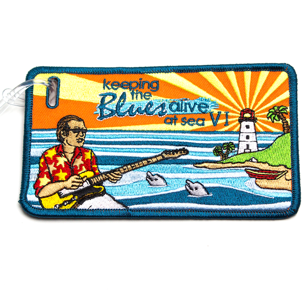 KTBA at Sea VI Luggage Tag