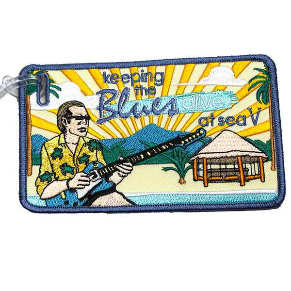 KTBA at Sea V Luggage Tag