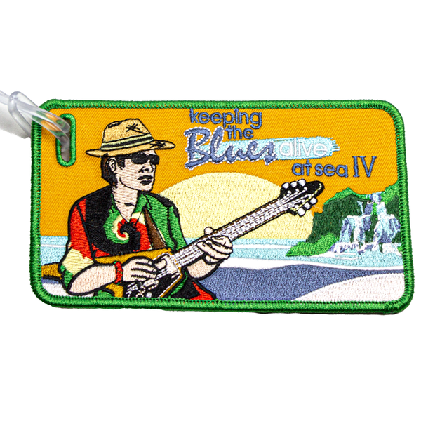 KTBA at Sea IV Luggage Tag