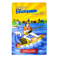 KTBA at Sea VI Towel