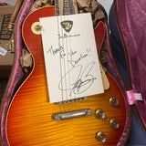 Gibson Custom 1960 Les Paul Reissue Signed & Played by Joe!