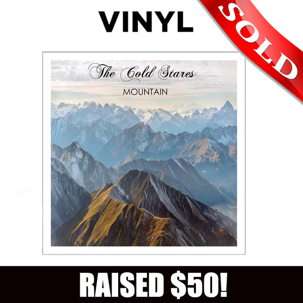 Autographed Vinyl from The Cold Stares