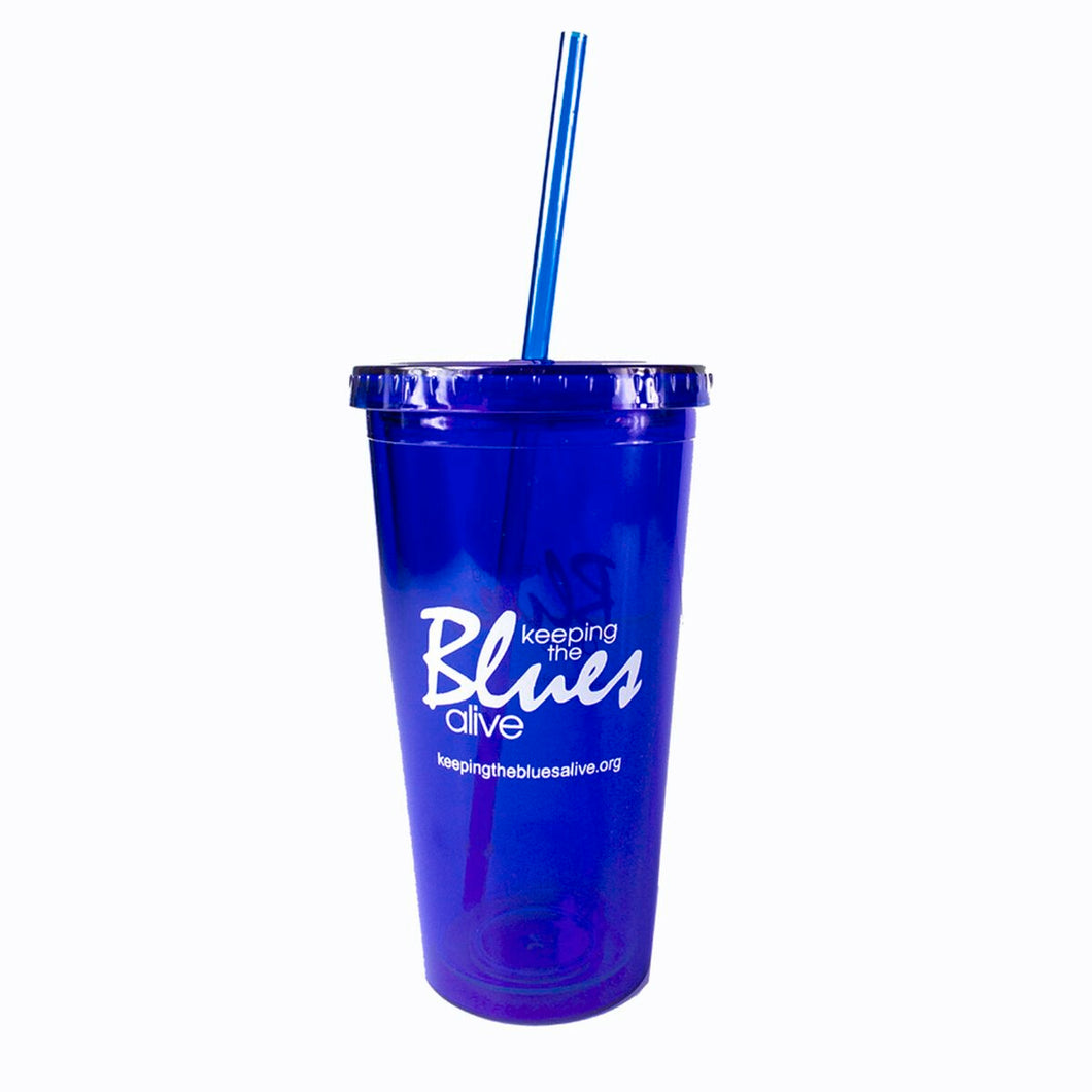 Keeping the Blues Alive Tumbler