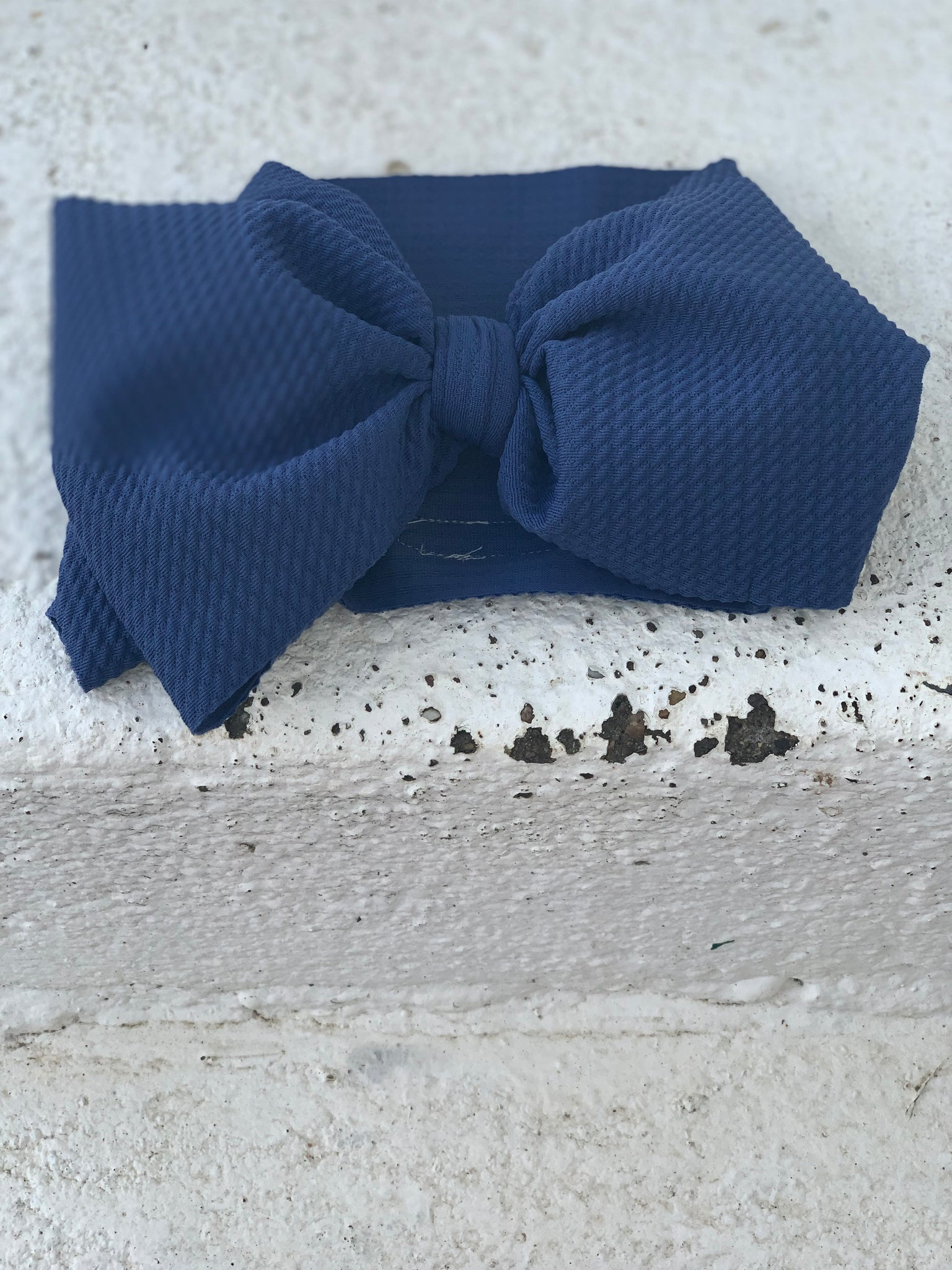 Baby Blue Bow