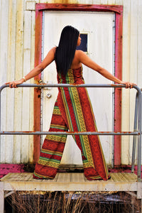 Aztec Princess Pants Set