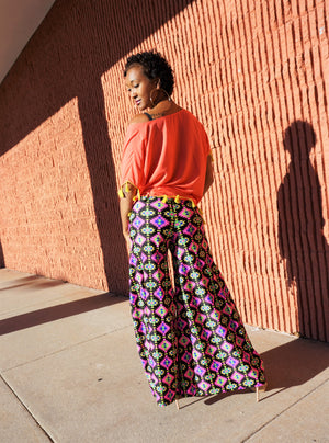 Havanna Wide Leg Pants