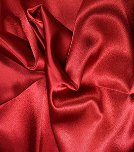 Satin Asian Robe (Solid Color)