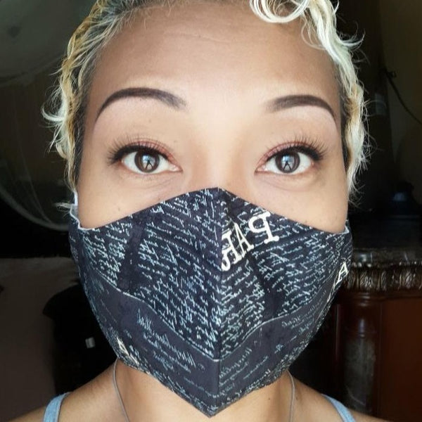 Paris Face Mask