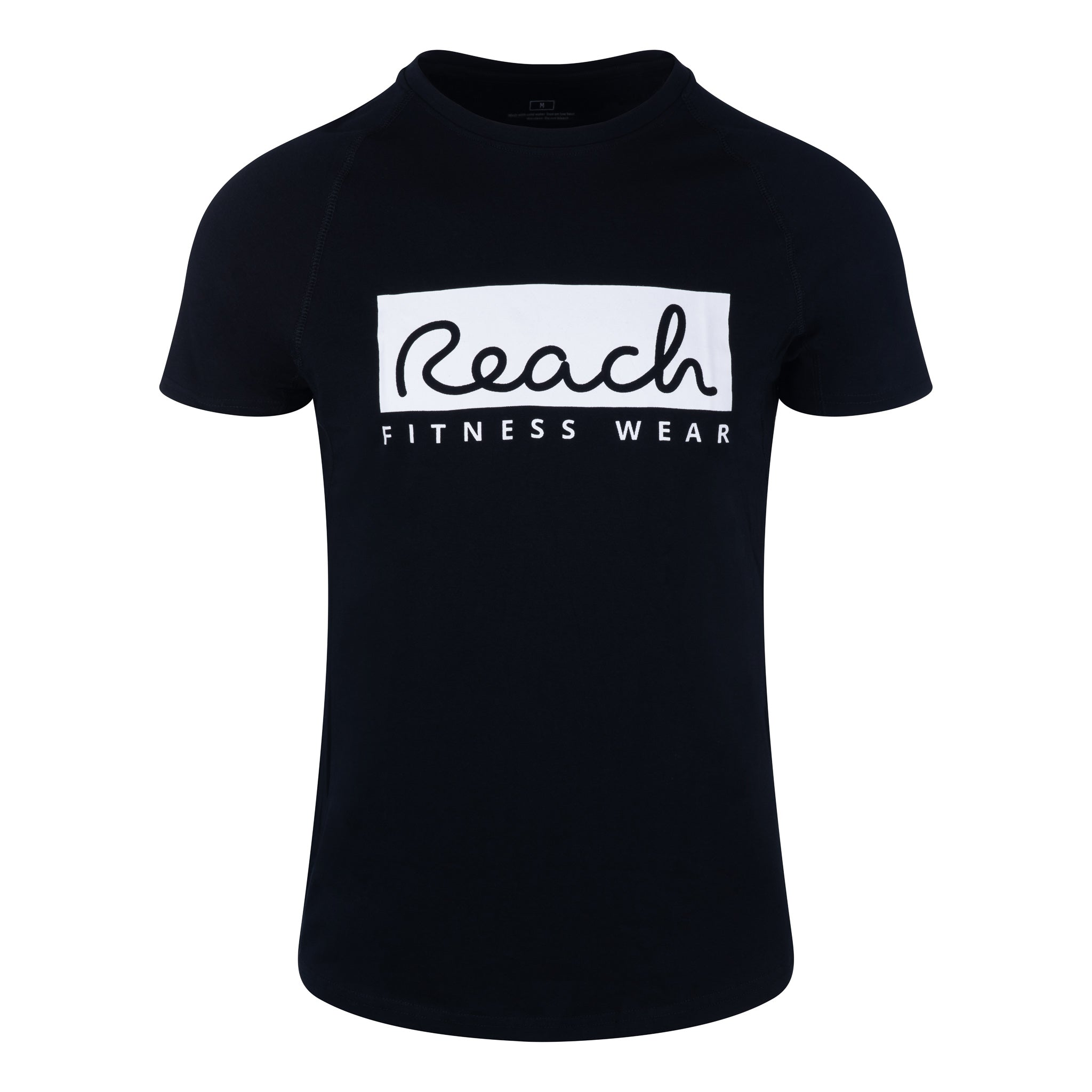 Classic T-Shirt 1.0 - Black - Reach Fitness Wear