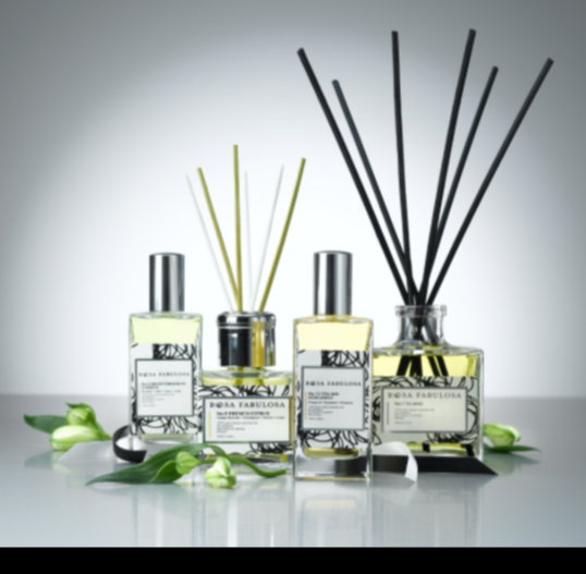 LUXURY 100% NATURAL DIFFUSERS & SCENT DIFFUSERS