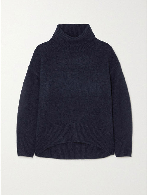 ARCH4 World's end cashmere turtleneck sweater