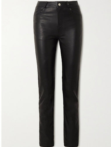DEADWOOD Leather Pants, made from Vintage leather