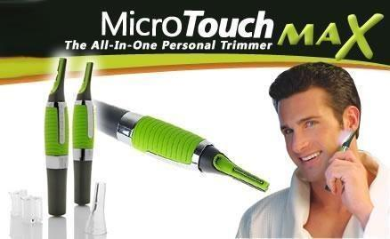 Micro Touch Max All In One Personal Trimmer