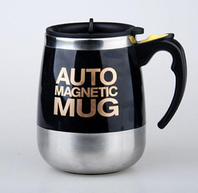 Stainless Steel Upgraded Magnetized Mug