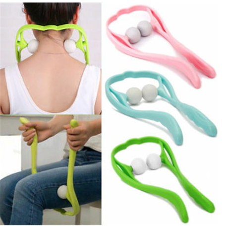 Dual Trigger Point Neck Massager